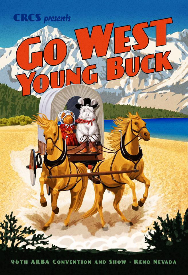 Go West Young Buck